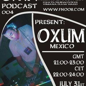 C.T.P. Podcast 004 with Amir Razanica / Special Guest: Oxum
