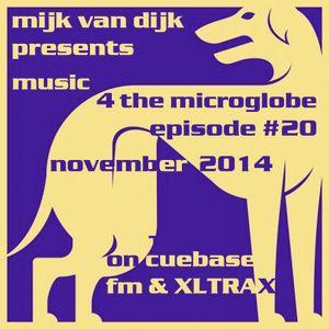 Music 4 The Microglobe #20 (November 2014)