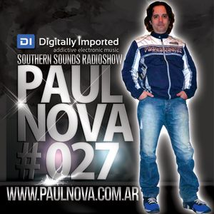 Paul Nova - Southern Sounds 027 - July 2011