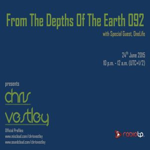 From The Depths Of The Earth 092 (OneLife Guestmix)