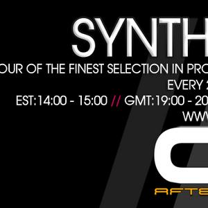 Akira Kayosa - Synthetica 038 22nd February 2011 AH.FM