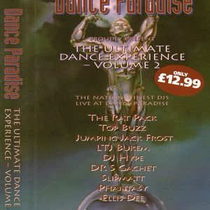 DJ Jumping Jack Frost Live @ Dance Paradise Vol 2