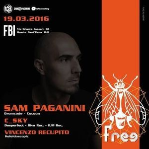 Vincenzo Recupito @open Fbi Club (free nightsounds) 19-03-16