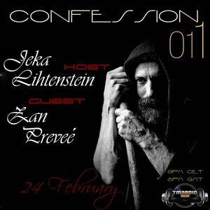 Jeka Lihtenstein - Confession 011 [24 February 2017]