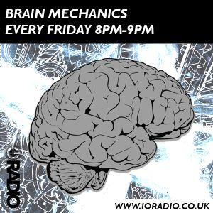 Brain Mechanics with Stephen Emery on IO Radio 011217