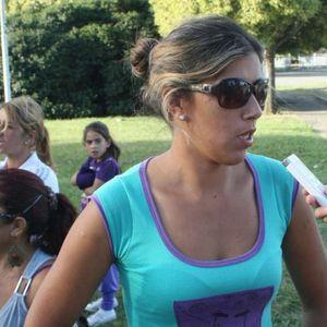 Marcela Aranda // Hermana de de Marito MAciel a pocos días del juicio.
