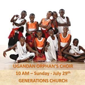 UGANDAN ORPHANS CHOIR CONCERT