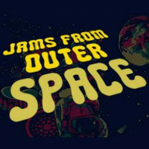 """""""JAMS From Outer SPACE"""" (01/03/2017) - CALEIDOSCÓPIO RADIO"""