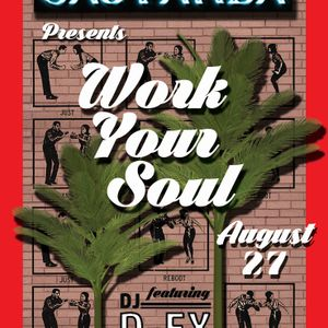 WORK YOUR SOUL! VOL.1