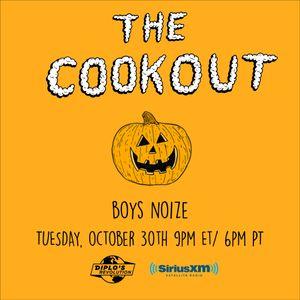 The Cookout 123: Boys Noize