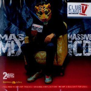 DJ Mas Massive - Clubflakes 5 - CD1