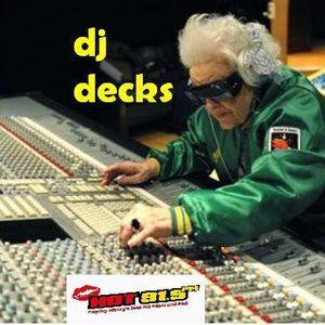 HOT91.9FM DJ Decks Mix 10