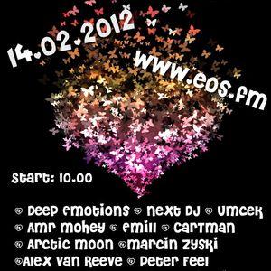 Alex van ReeVe 2h guestmix - ValentineLand @EOS.FM
