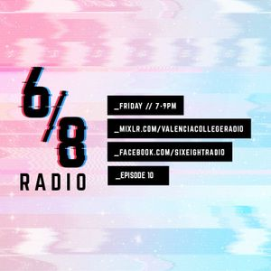 SIX/EIGHT RADIO (Episode 10) Albums of The Year 2017!