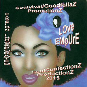 Ron Simons Present's - More Than A Mixer (Da Lion Groove Sound) LOvE EMpUrE /SoulCon 2015