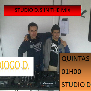 STUDIO DJS IN THE MIX - 25 JUNHO 2015