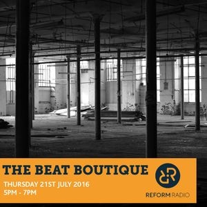The Beat Boutique 21st July 2016