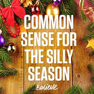 Silly Season Commonsense: Anxiety