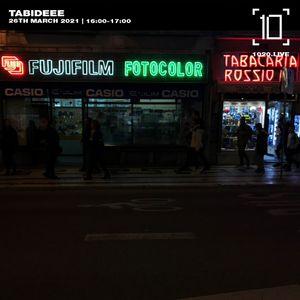 Tabideee - 26th March 2021