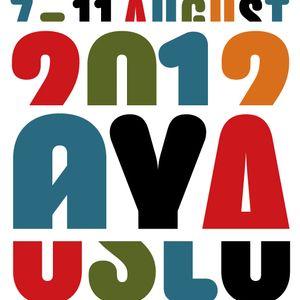 Øya Mix 2012