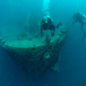 mej teamsday 28th june 2012 (mnml deep sea wreak diving).