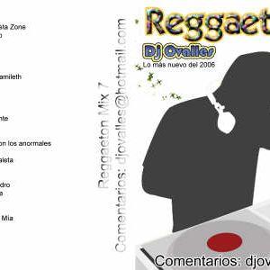 Reggaeton Mix 07 (2006)