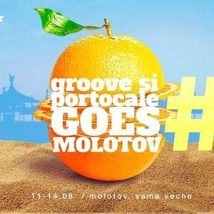 Robert Arcaz b2b Marinov @ Molotov Vama Veche (14.08.2017)