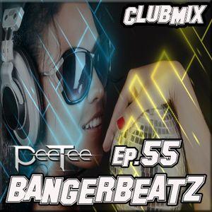 "New Electro & House Dance Club Mix   PeeTee ""Bangerbeatz"" Ep.55"