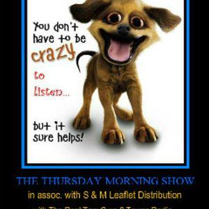 Thursday Morning Show at 6 Towns Radio 28-06-12