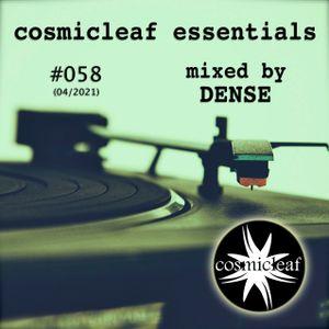 Cosmicleaf Essentials #58 by DENSE