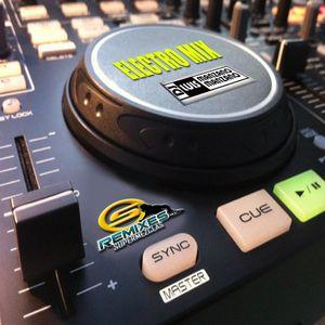 #MegamixesSuperMezclas - Dj Luis Manzano (Electro Mix 2015)