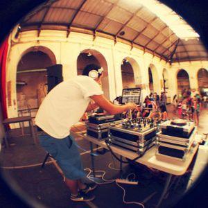 InTheFog (MindfakMusic) @ Rave Market, La Tabacalera 09.09.2012 (I) part. 1