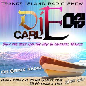 Dj carl E pres Trance Island 08