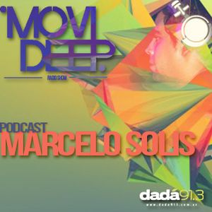 Movi Deep - PodCast Special Dj Guest MARCELO SOLIS Host MATIAS DEEP