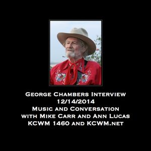George Chambers Interview - December 16,  2014