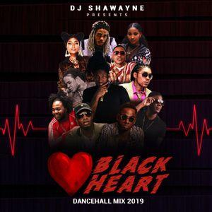 January 2019 Dancehall Mix DJ Shawayne Black Heart