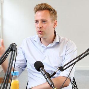 Podcast #18: Wietse Van Der Werf - Conservationist