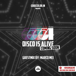 DISCO IS ALIVE - Marco Mei (LIVE IN ITALY)