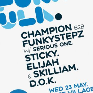 Champion Promo Mix for Formula Presents pt 2 @ East Village 23/04/12