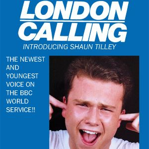 SHAUN TILLEY/RADIO 1 DJs ON BBC WORLD SERVICE : SEPT 87