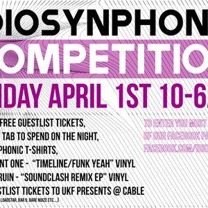 Idiosynphonic Promo Mix