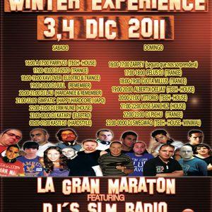 Hardance Set @ SLM Deejays Marathon Dec 2011