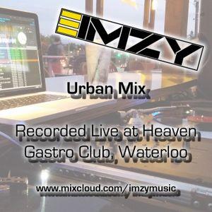 DJ IMZY - Urban Mix