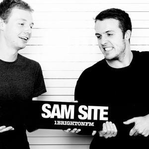 Sam Site on 1 Brighton FM 28.03.16 W/ Markings & Glu (thejointventures)