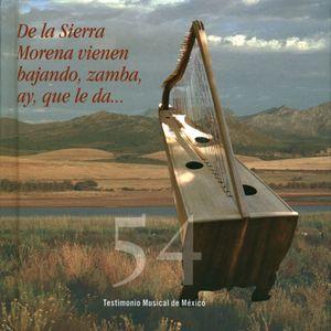 De La Sierra Morena: Minuete de tercia