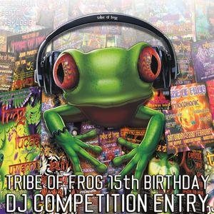 Tribe of Frog DJ Competition 2015 - Sim Ba - Psytrance