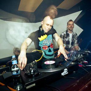 Double Trouble feat. Radical Dancefloor Killers at Planeta.fm 18.05.2012