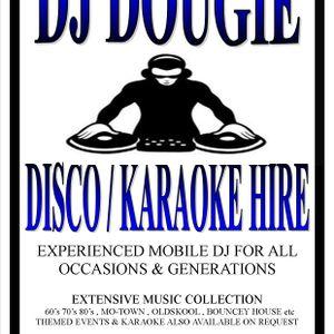 DJ DOUGIE - FUNKY MUNKY FINGY