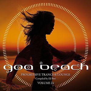 Goa Beach Volume 24 (Mixed By Dj Eddie B) 2015
