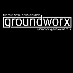 recorded live Groundworx Session Show, Stefan DJordjevic guest mix